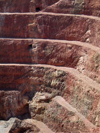Cobar open-cut mine